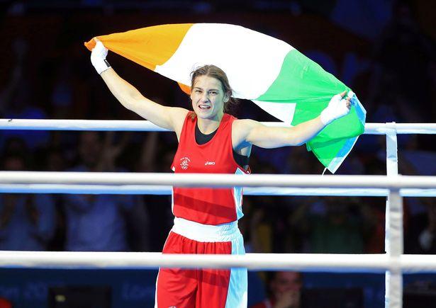 Katie Taylor. Source: The Irish Mirror
