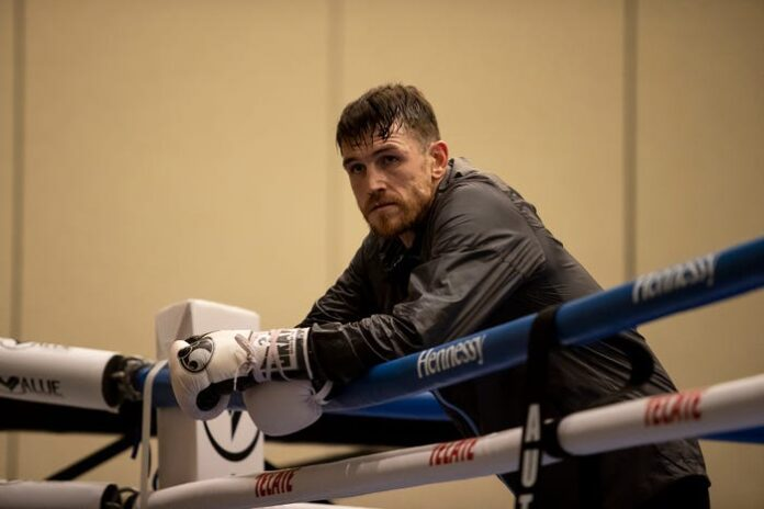 Callum Smith. Source: Matchroom Boxing