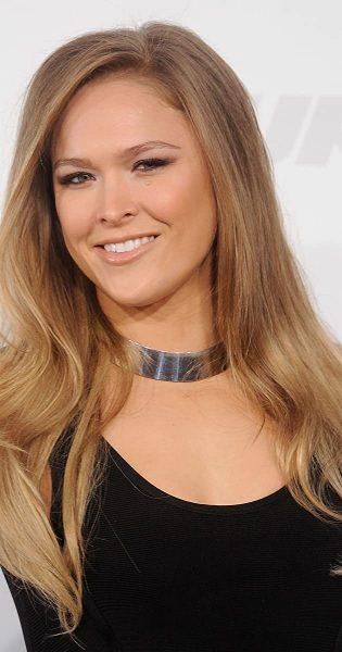 Ronda Rousey. Source: IMDb