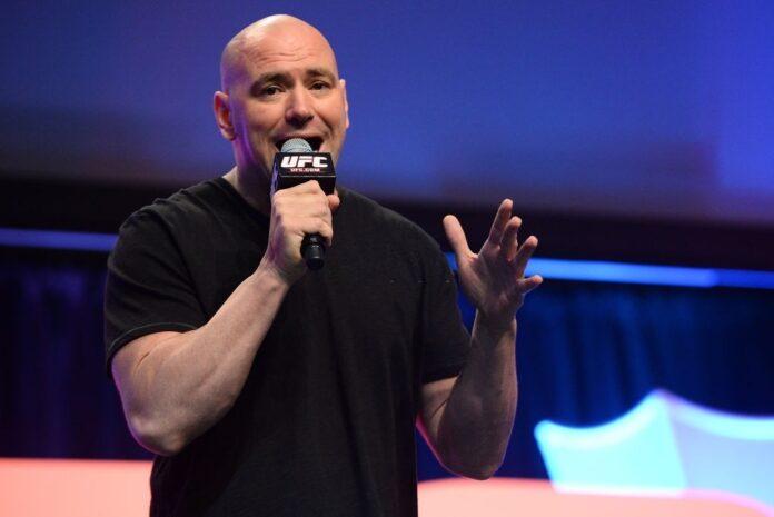 Dana white. Source: UFC
