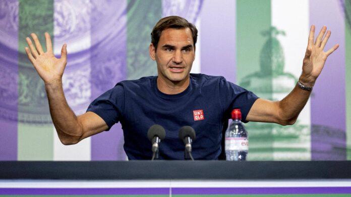 Roger Federer. Source atptous