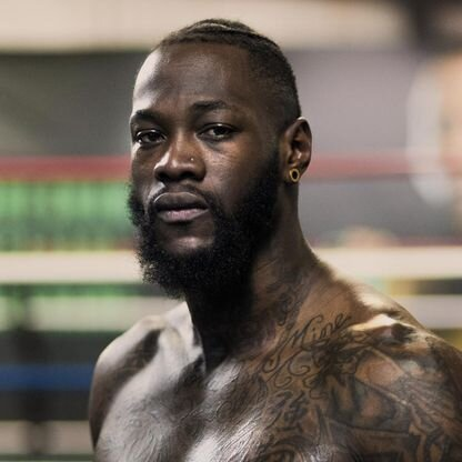 Deontay Wilder. Source: Forbes