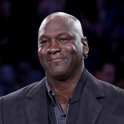 Michael Jordan. Source: Forbes