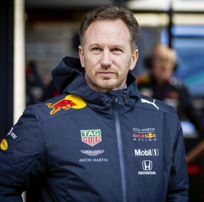 Christian Horner. Source: FIA