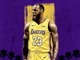 LeBron James. Source: NBA