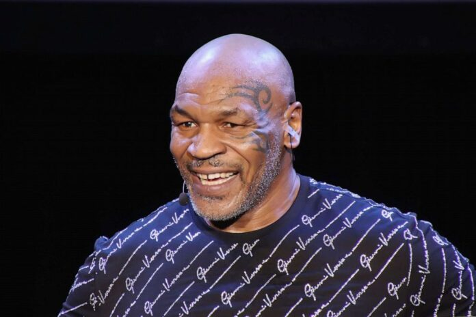 Mike Tyson. Source: Donald Kravitz/Getty Images