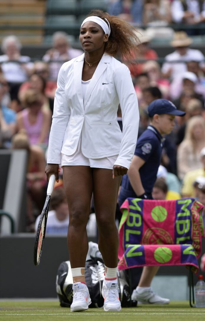 Serena Williams. Source: Getty Images