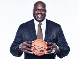 Shaquille O' Neal. Source: Turner Sports