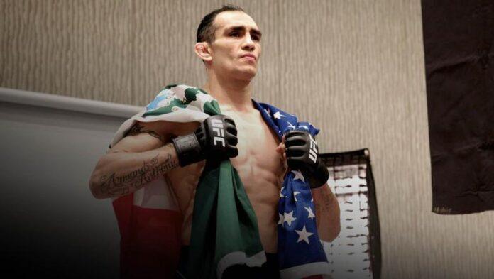 Tony Ferguson. Source: UFC
