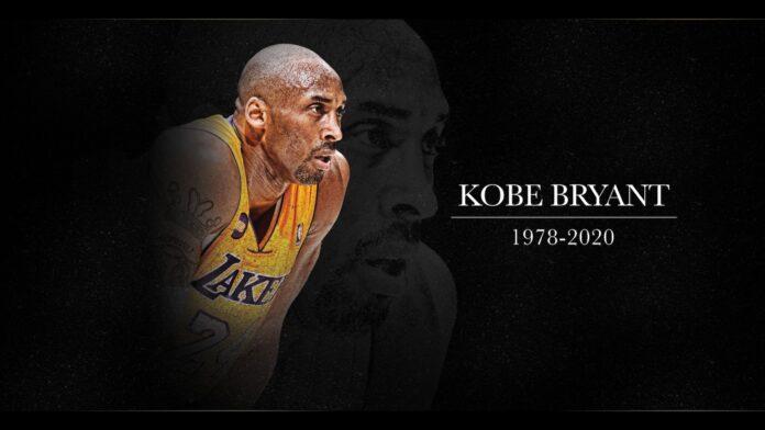 Kobe Bryant. Source: NBA