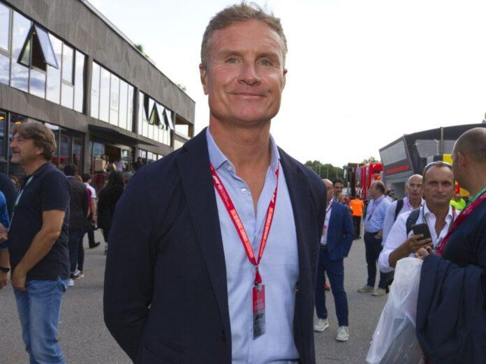 David Coulthard. Source: reddit