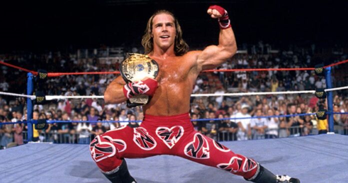 Shawn Michaels. Source: TheSporster