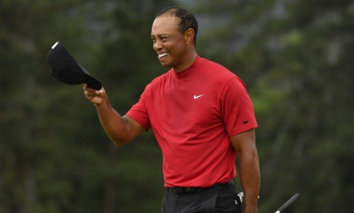 Tiger Woods. Source: GolfWeek