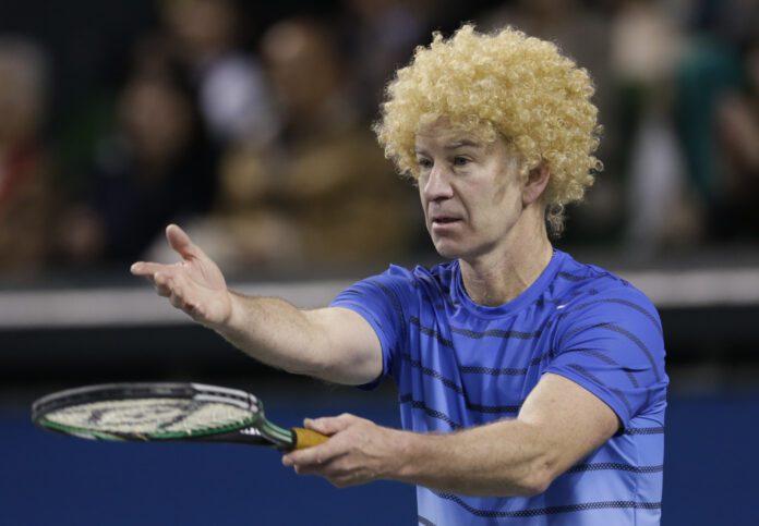 John McEnroe. Source: USA today
