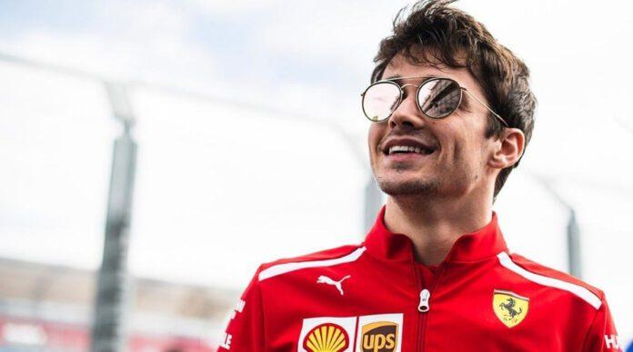 Charles Leclerc. Source: F1
