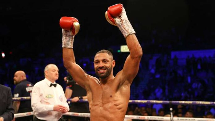 Kell Brook. Source: Getty Images