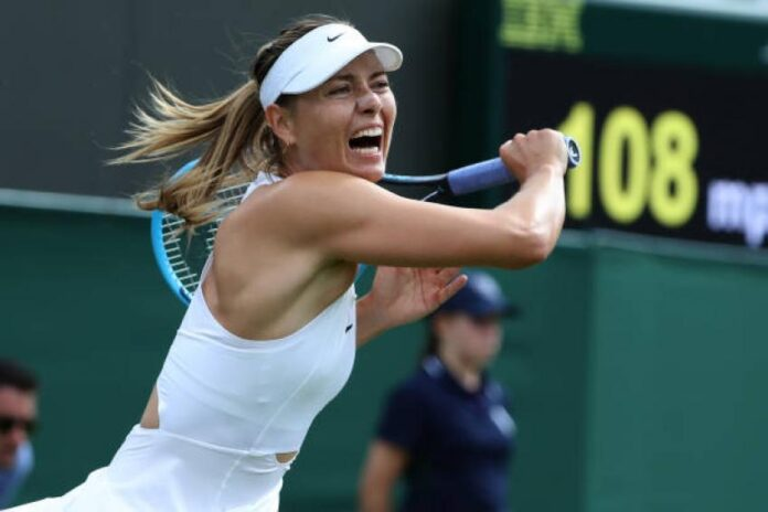 Maria Sharapova. Source: Tennis World USA