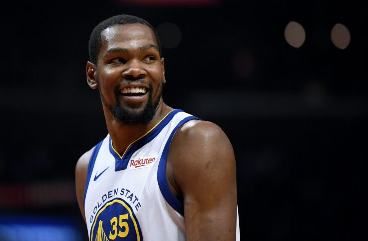 Kevin Durant. Source: The NY Times