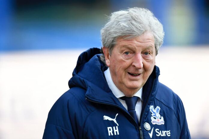 Roy Hodgson. Source: Getty Images