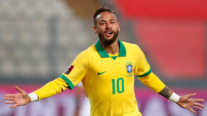 Neymar. Source: Goal