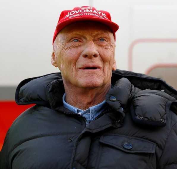 Niki Lauda. Source: Pinterest